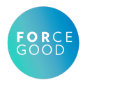 force for good blue circle logo