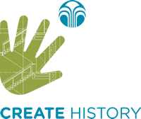 CREATE-HISTORY-logo-final4GREENhorz