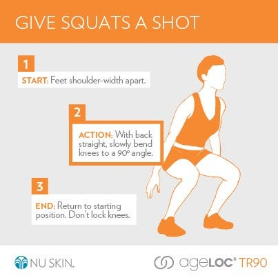 squeezing in your tr90 workout