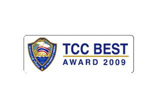 TCC Best Award 2009