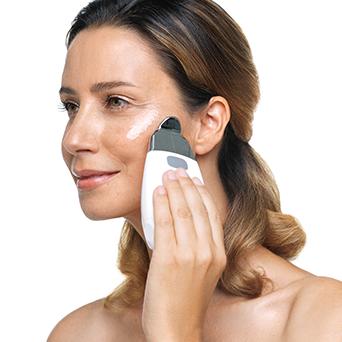Galvanic Spa Facial Gels with ageLOC Nu Skin