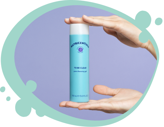 To Be Clear Pure Cleansing Gel • Nutricentials • Nu Skin