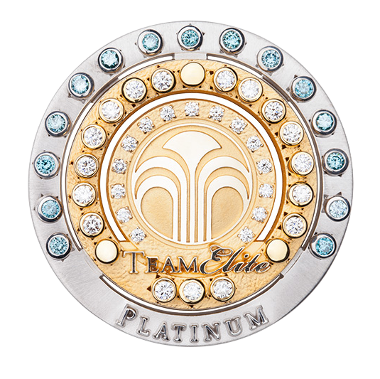 Team Elite Platinum Benefits Snapshot