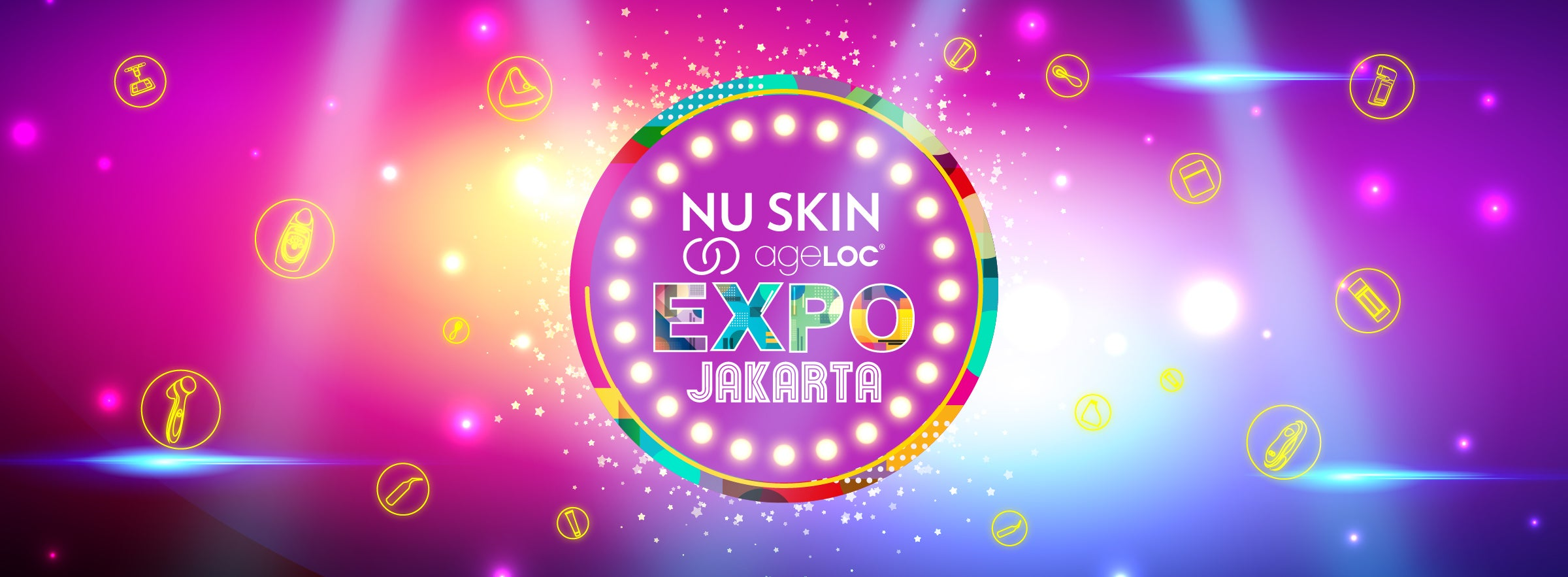 EXPO Nu Skin Indonesia