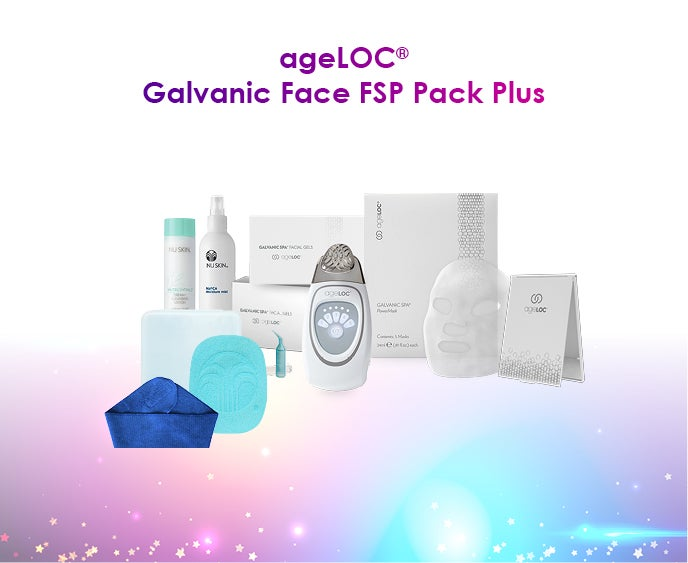 ageLOC Galvanic Face FSP Pack Plus
