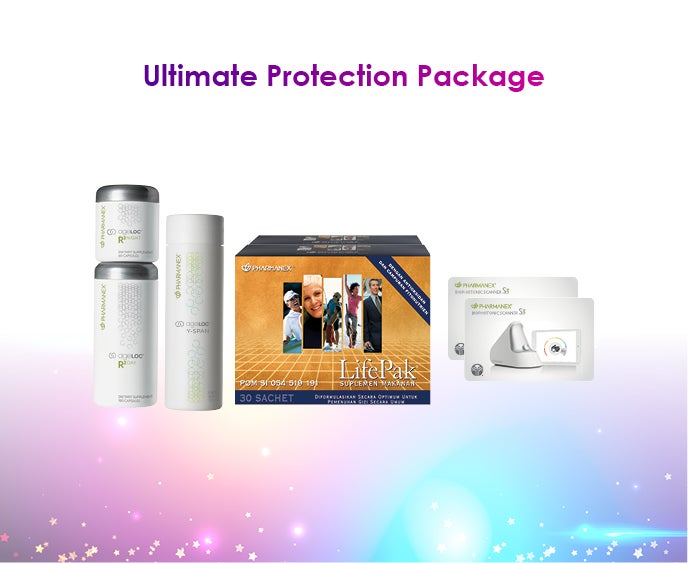 Ultimate Protection Package