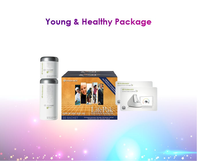 Young & Healthy Package