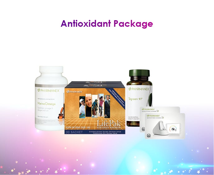 Antioxidant Package