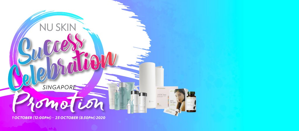 Nu Skin Singapore Discover The Best You