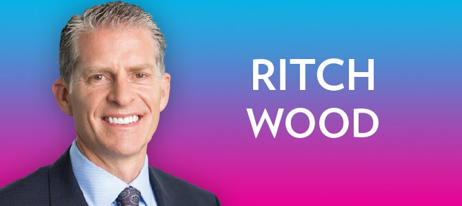 Ritch Wood Nu Skin's new CEO