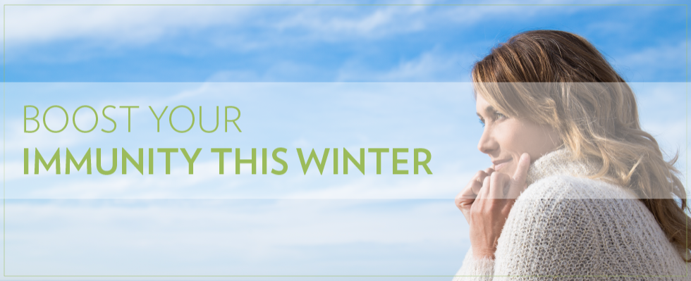 Boost your Immunity this Winter