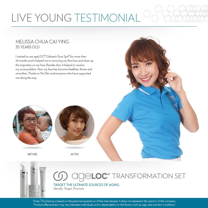 ageLOC_LiveYoungTestimonial_Aug2017_MelissaChuaCaiYing