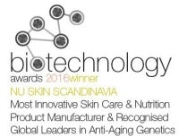 Biotechnology Award logo