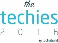 Techies 2016 Award logo