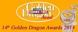Golden Dragon Award logo