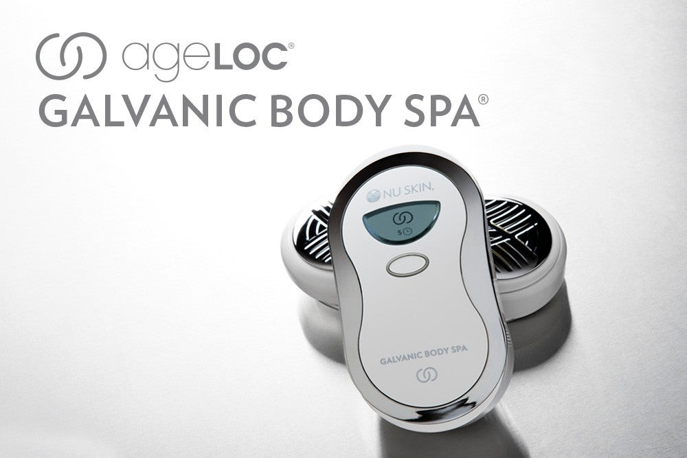 ageLOC® Galvanic Body Spa™