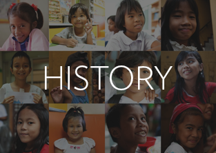 View the history of Nu Skin Force for Good Foundation (FFG), the corporate social responsibility of Nu Skin