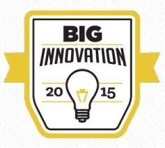 Big Innovation Award logo