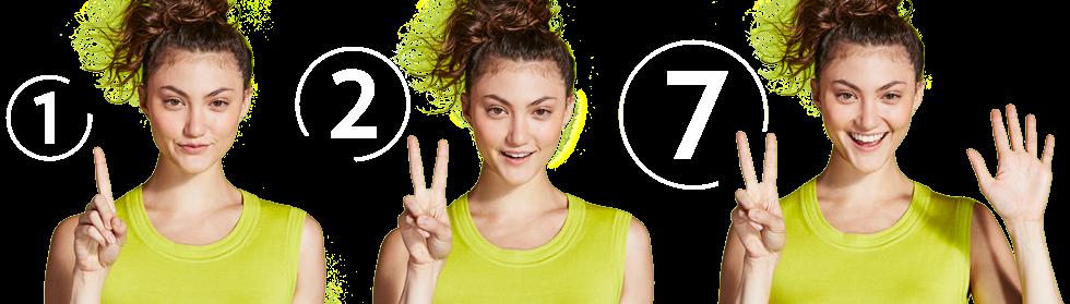 1 Step + 2 Minutes = 7 Skin Care Benefits: ageLOC LumiSpa