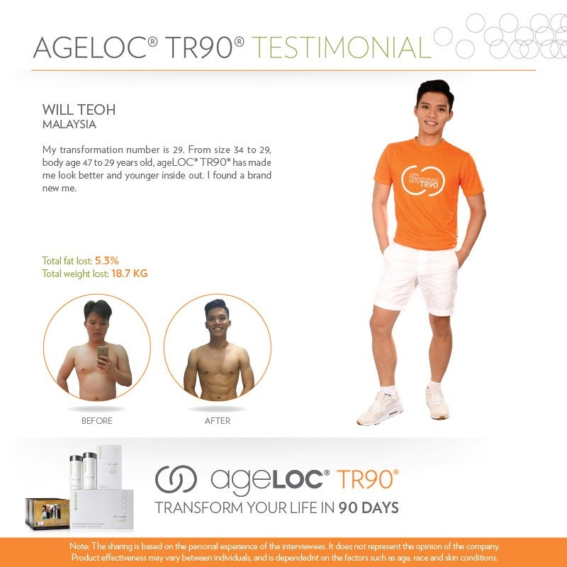 ageLOC-TR90-Testimonial-May-2017-WillTeoh