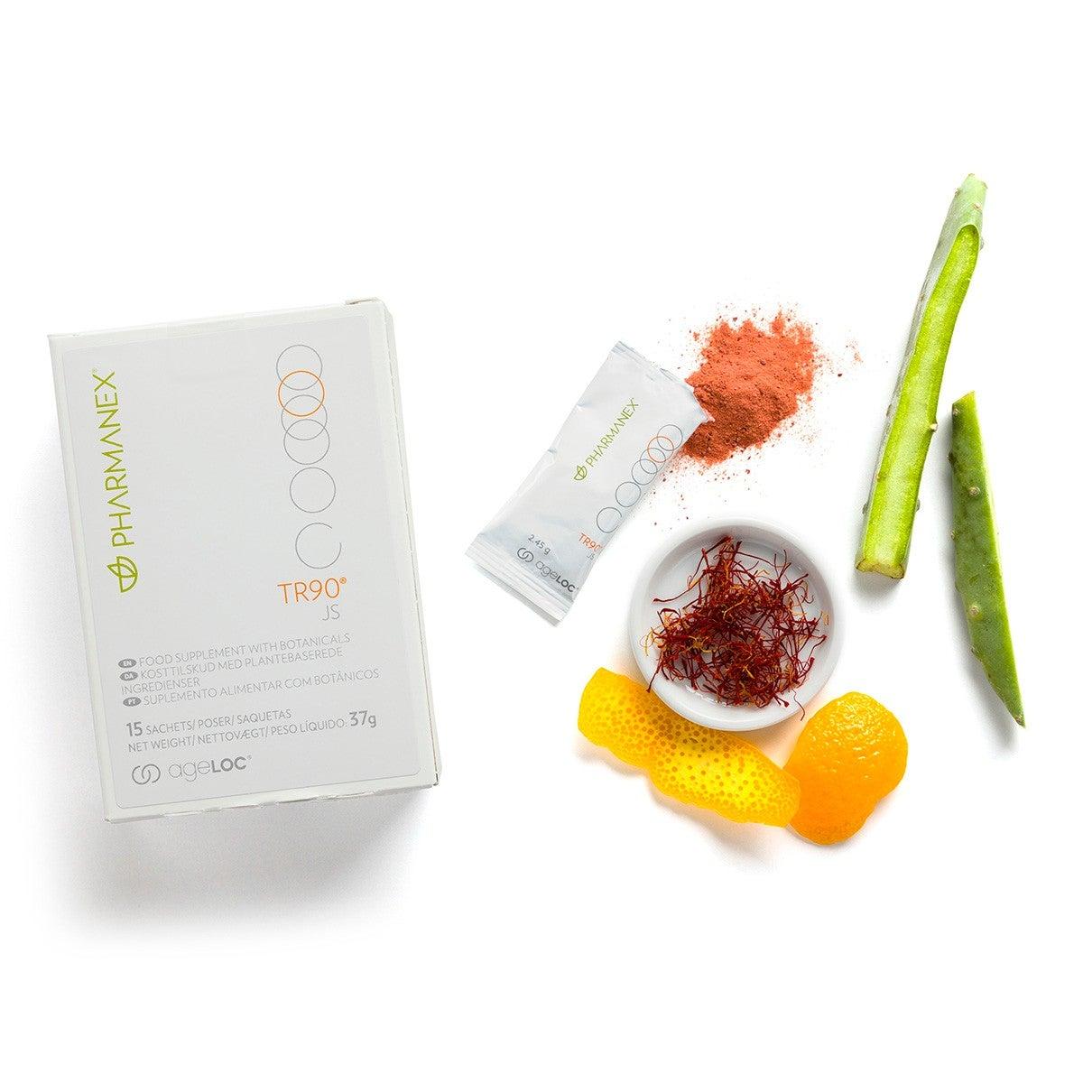 Pharmanex TR90 JS, botanical food supplement