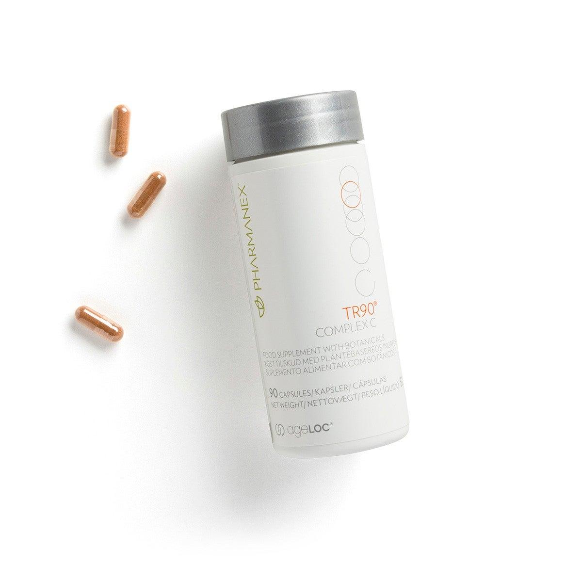 Pharmanex TR90 Complex C pill, sour cherry supplement