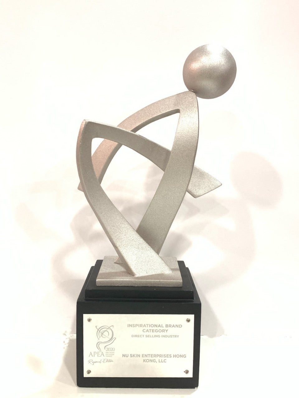 Trophy_Insprational Brand Award