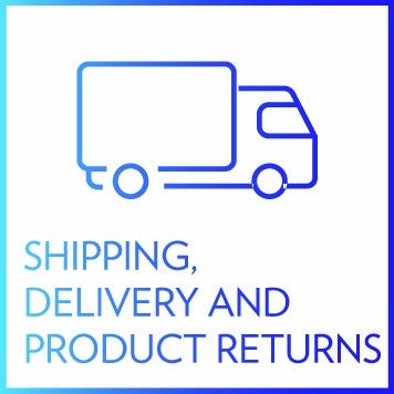 Shipping, Delivery and Returns