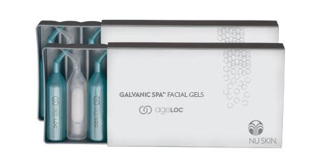 Ageloc 174 Galvanic Spa 174 Facial Gels 8 X 4ml Each Twin Pack
