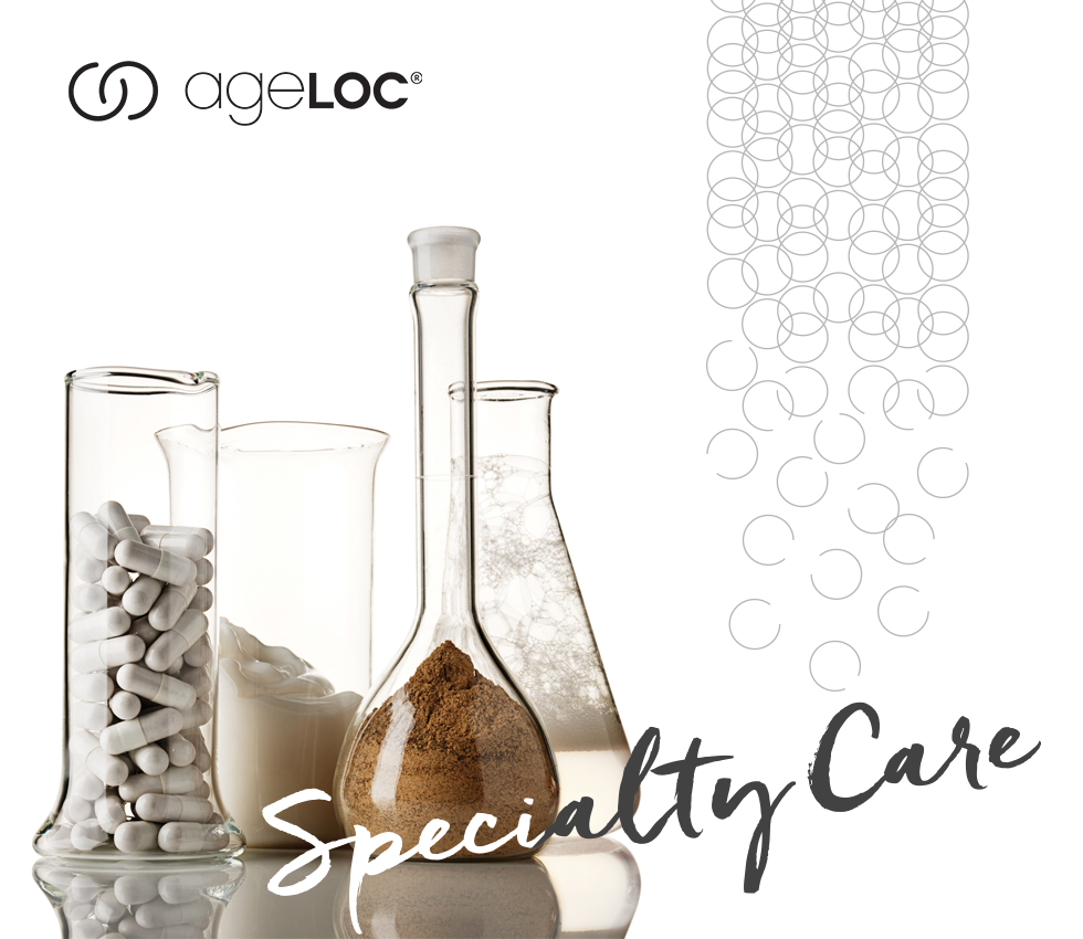 ニュースキンのSpecialty Care ageLOC