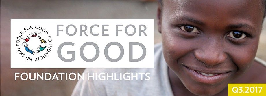 Force for Good Foundation Highlights
