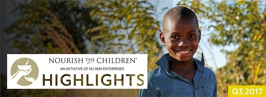 nourish the children highlights