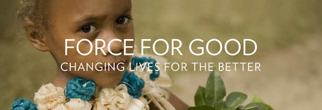 Nu Skin Force for Good: Changing Lives for the Better
