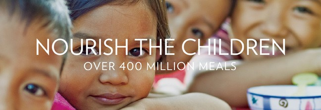 Learn more about the Nourish the Children Program