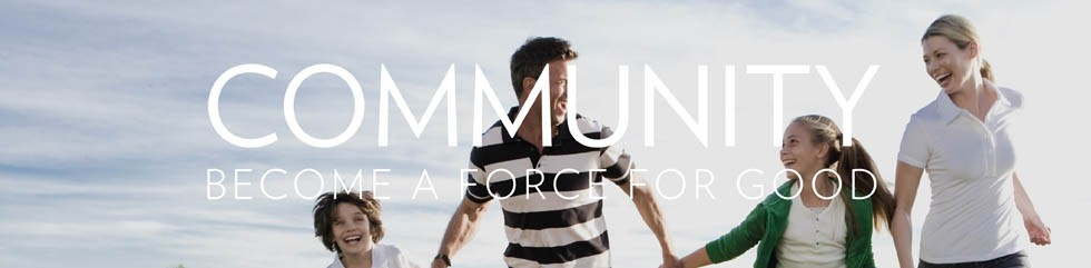Nu Skin Community: Become a Force for Good