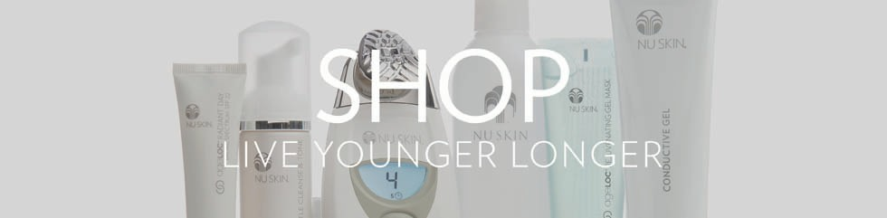 Shop Nu Skin: Live Younger, Longer