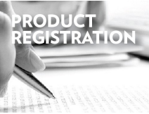 Product Registrations