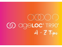 ageLOC® TR90 A-Z Tips