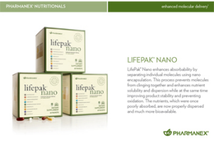 LifePak Nano Product Cards (10 pack)