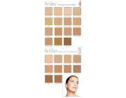 Nu Colour Shade Chart (5 pack)