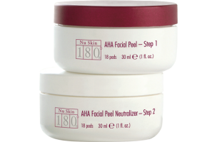 Nu Skin 180° AHA Facial Peel and Neutralizer
