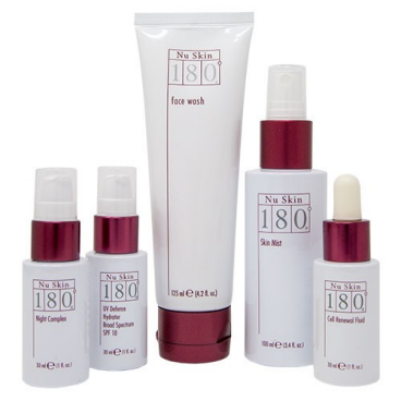 Nu skin 180 176 anti aging skin therapy system