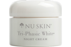 Tri-Phasic White Night Cream