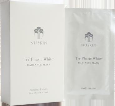Tri Phasic White Radiance Mask