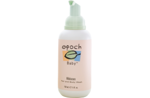 Epoch Baby Hibiscus Hair & Body Wash