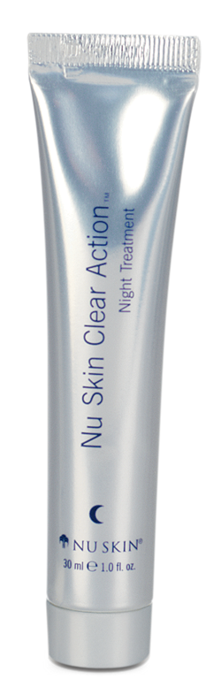 Nu skin clear action acne treatment system moisture restore day