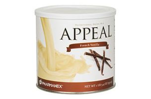 Appeal Meal Replacement French Vanilla Shake Mix