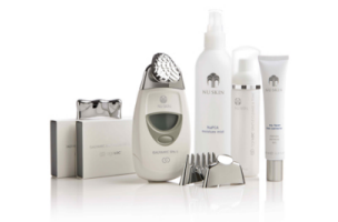 ageLOC Face Spa Package (White)