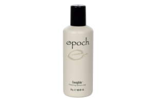 Epoch Everglide: Shaving gel that provides a smooth, close shave