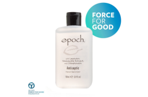 Epoch Sanitizer with Lavender, Honeysuckle Extract & Chlorphenesin